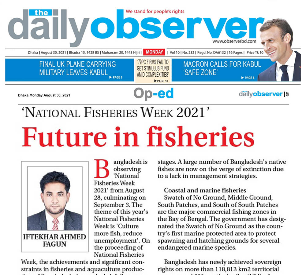Future in fisheries